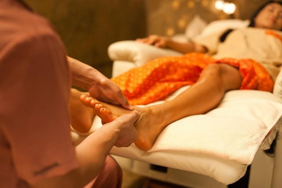 body to body siam thai massage